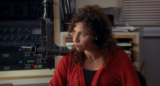 Debi Newberry (Minnie Driver) mulls over the meaning of her high school boyfriend's re-entry into her life over the airwaves of her local radio show.