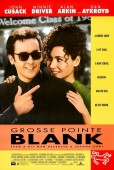 Grosse Pointe Blank (1997) movie poster