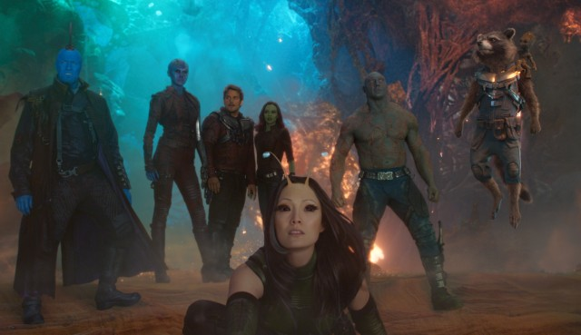 "An expanded team experiences new adventures in ""Guardians of the Galaxy Vol. 2"""