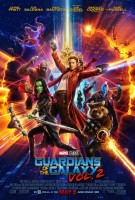 Guardians of the Galaxy Vol. 2 (2017) movie poster