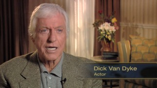 "Dick Van Dyke voices admiration for Stanley Kramer, who directed him in the little-known 1979 drama ""The Runner Stumbles."""