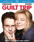 The Guilt Trip: Blu-ray + DVD + Digital Copy cover art -- click for larger view