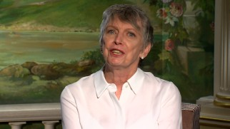 Author Lois Lowry speaks highly of the film adaptation she's glad she lived to see.