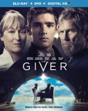 The Giver: Blu-ray + DVD + Digital HD cover art -- click to buy from Amazon.com