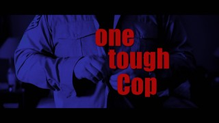 """One Tough Cop"" is not an alternate title but one of various phrases featuring in the film's US theatrical trailer."