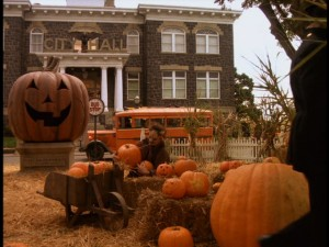 Welcome to Halloweentown.