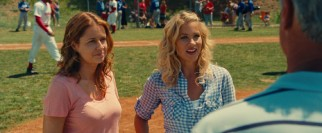 While the guys try to score with chicks, wives Maggie (Jenna Fischer) and Grace (Christina Applegate) hang out with the players and coach of a Falmouth baseball team.