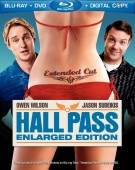 Hall Pass Blu-ray + DVD + Digital Copy cover art -- click to buy from Amazon.com
