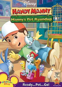 Handy Manny Manny S Pet Roundup Dvd Review