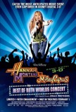 Hannah Montana & Miley Cyrus: Best of Both Worlds Concert movie poster