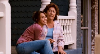 Miley (Miley Cyrus) gets some country wisdom and support from maternal grandmother Ruby (Margo Martindale).