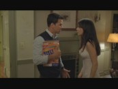 Elliot refuses to surrender his fictitious cereal during an argument with Alma in this deleted opening.