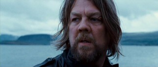 Tryggvi (Helgi Björnsson) is kind of the ringleader of the familial rescue boat from hell.