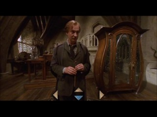 This self-guided 360-degree tour lets you experience being in Professor Lupin's Defense Against the Dark Arts class.