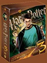 Harry Potter and the Prisoner of Azkaban: Ultimate Edition DVD box art -- click to buy from Amazon.com