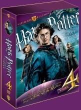Harry Potter and the Goblet of Fire: Ultimate Edition DVD box art -- click to buy from Amazon.com