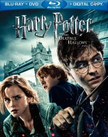 Harry Potter and the Deathly Hallows, Part 1 Blu-ray + DVD + Digital Copy combo pack cover art -- click to buy from Amazon.com