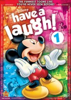 Disney have a laugh! Volume 1 DVD cover art -- click to buy DVD from Amazon.com