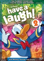 Disney have a laugh! Volume 2 DVD cover art -- click to buy DVD from Amazon.com