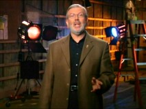 "Leonard Maltin introduces the two discs at the very soundstage where ""The Hardy Boys"" was filmed fifty years ago."