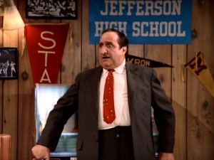 Meet Alfred Delvecchio (Al Molinaro), the owner of Arnold's Restaurant beginning this season.