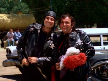 "The Mallachi Brothers Michael (Ken Lerner) and Count (Michael Pataki) are Fonzie's competition in the 3-part demolition derby season premiere. No one on ""Happy Days"" seems to notice when guest stars like Lerner return with new identities."