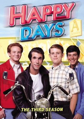 Buy Happy Days: The Third Season on DVD from Amazon.com