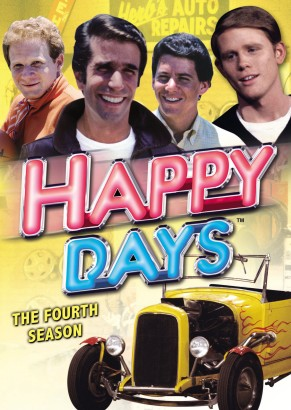 Buy Happy Days: The Fourth Season on DVD from Amazon.com