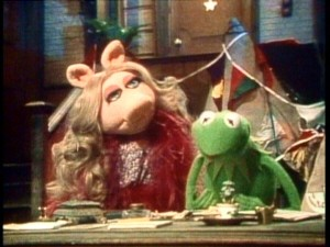 "You can't discuss ""The Muppet Show"" without some clips of Miss Piggy and Kermit the Frog."
