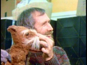 Thirty years of wearing furry things on his hand hasn't diminished Henson's joy of puppetry.