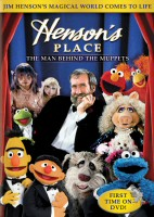 Henson's Place: The Man Behind the Muppets DVD cover art - click to buy from Amazon.com