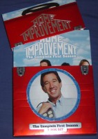 Home Improvement: Season One's outer packaging.