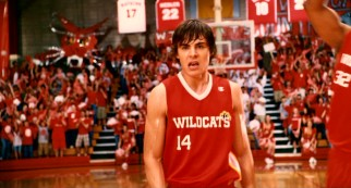 Troy Bolton (Zac Efron) leads an East High Wildcats comeback while singing his way through his final high school basketball game.