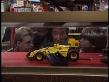 Tim and the boys zero in on a collectible remote-controlled race car they think would be a wise way to invest their bond money.