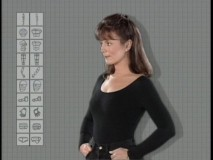 "In ""What You See Is What You Get "", Tim uses this computer program to see what Jill would look like if her body looked differently."
