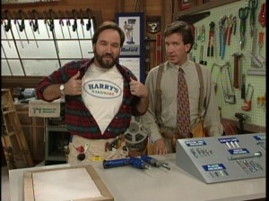 "Harry's Hardware enters the ""Home Improvement"" stratosphere (and Al's wardrobe) in Season 4."