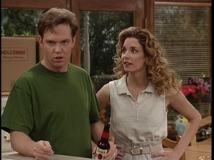 Tim's brother Marty (William O'Leary) and his wife Nancy (Jensen Daggett) are two of the recurring characters introduced in Season 4.