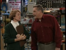 """When Harry Kept Delores"" depicts marital conflict at Harry's Hardware."