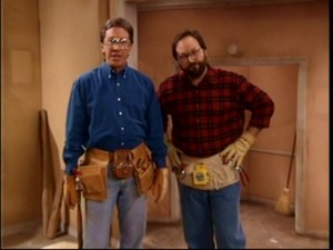"In Season 7, ""Tool Time"" hosts Tim Taylor and Al Borland (Richard Karn) venture outside of Binford's television studio more often than before, renovating an apartment of interest to both on more than one occasion."