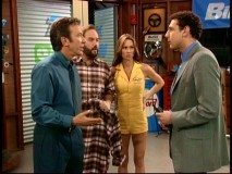 Tim, Al, and Heidi stand up to their new change-seeking boss Morgan Wandell (Danny Zorn) in the first and worst of the four series finale episodes.
