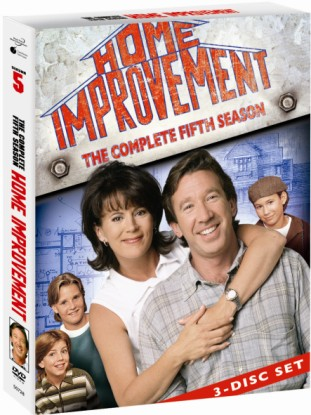 Buy Home Improvement: The Complete Fifth Season from Amazon.com