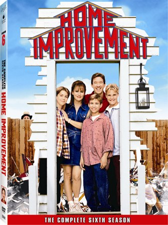 Buy Home Improvement: The Complete Sixth Season from Amazon.com