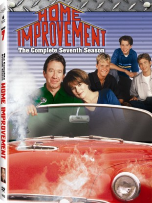 Buy Home Improvement: The Complete Seventh Season from Amazon.com
