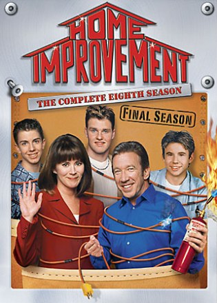 Buy Home Improvement: The Complete Eighth Season (Final Season) from Amazon.com