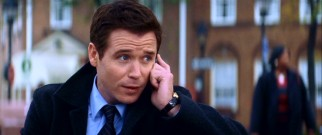Kevin Connolly plays one of the four leading men in the movie's mix. No, he's not on the phone with Ari Gold.