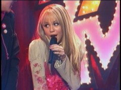 As Hannah Montana, Miley Cyrus has a built-in audience thanks to the Disney Channel.