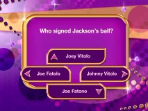 What, no Joey Fatone option?