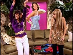 Getting to meet longtime pop icon Isis (Rachel York) leaves Miley thinking that Hannah's due for reinvention.
