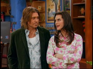 "Who knew Billy Ray Cyrus used to be married to Brooke Shields? ""Hannah Montana"" is just full of secrets!"