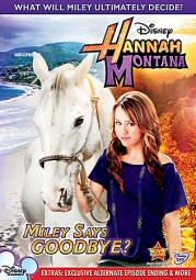 Buy Hannah Montana: Miley Says Goodbye? from Amazon.com